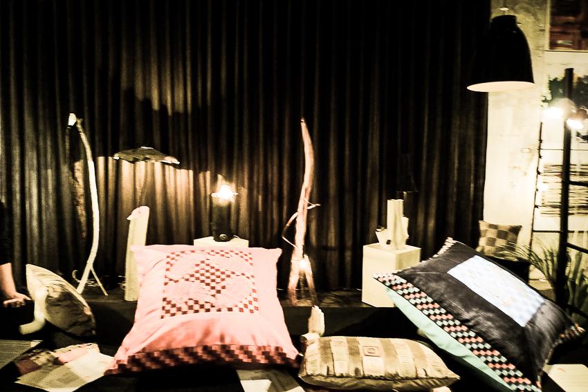 Exposition-vente NAMASTE Paris-décembre 2010