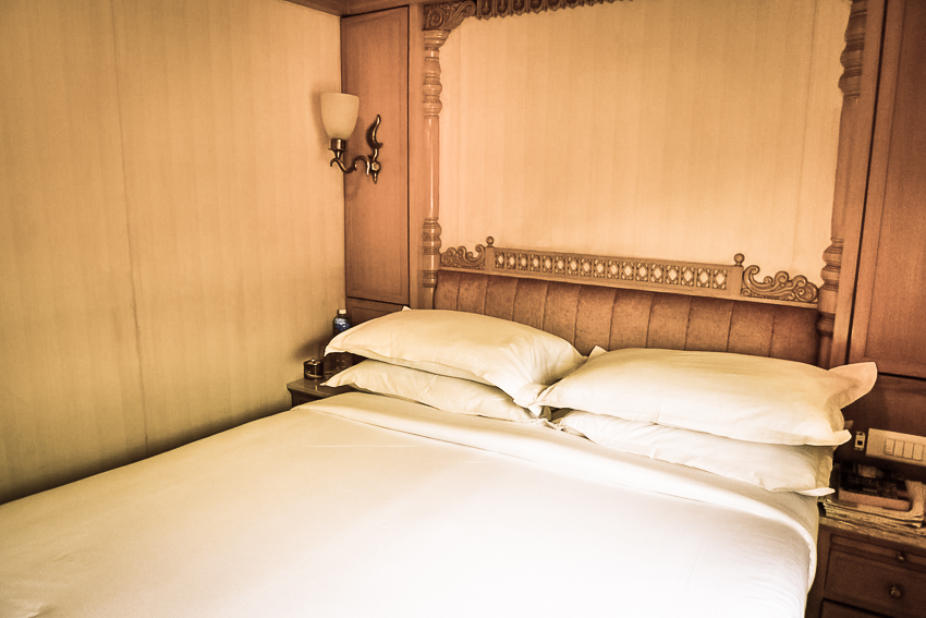 La chambre dans le wagon Rashtrakuta