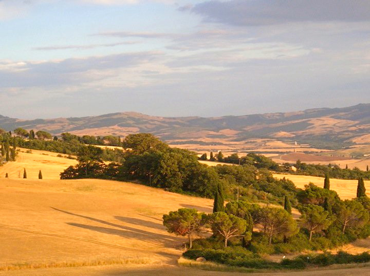 val-d'orcia-italie