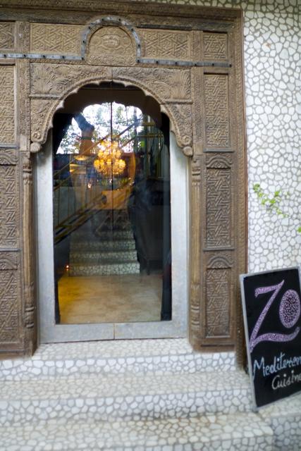 Restaurant Zo Haus Khas Village Delhi