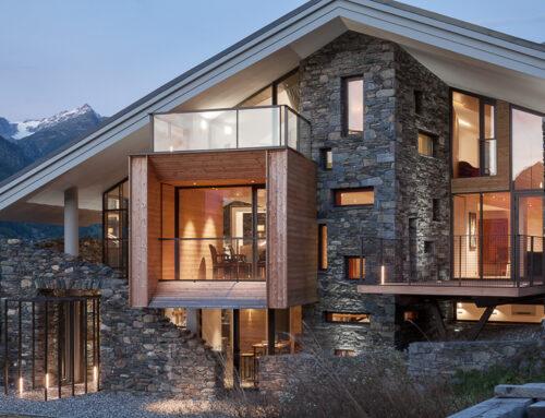 Premières neiges #Mineral Lodge