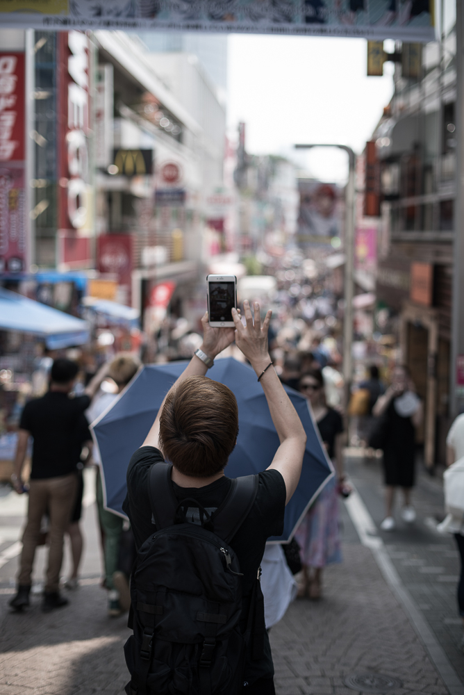 Takeshita Dori © photos alizee bauer