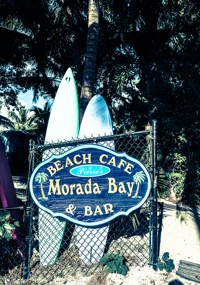 The Beach Café, Morada Bay