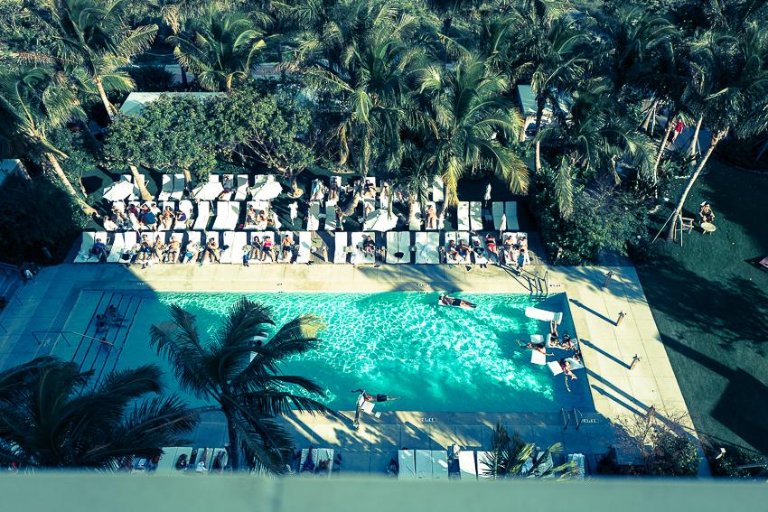 Piscine The Miami Beach Editon