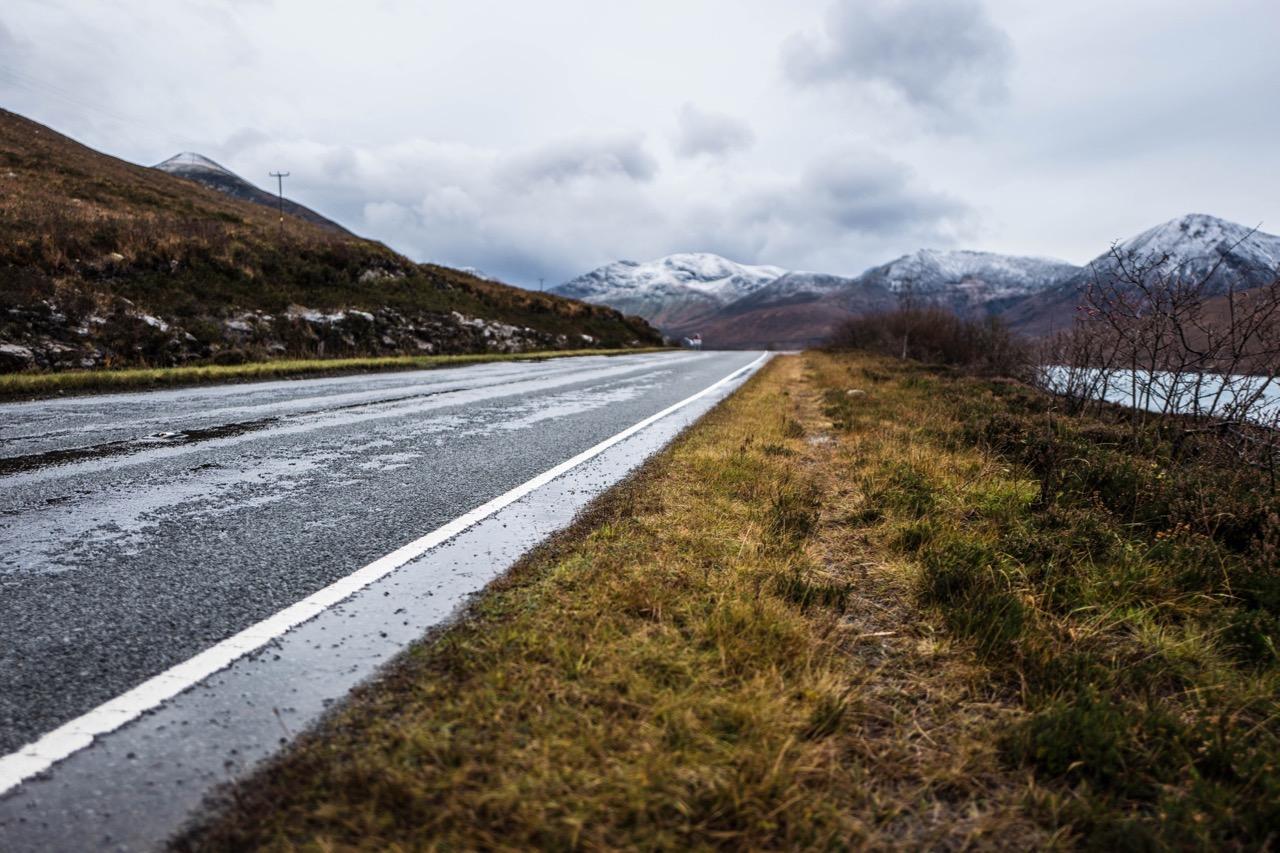 On the road again... En route pour les Highlands de l'Ouest