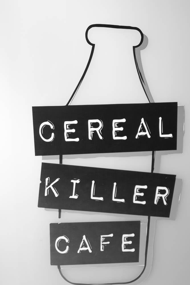 Cereal Killer Café