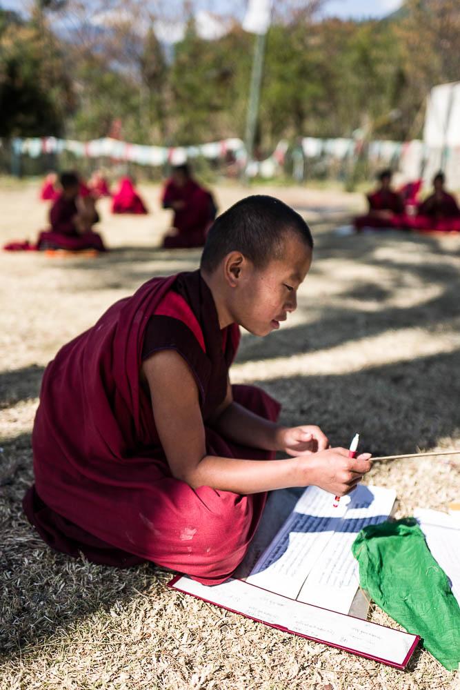 Ecole de moines . Chimi Lhakhang