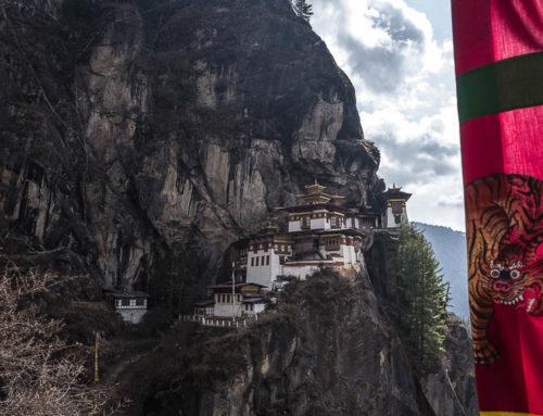 Bhoutan secret #3. Voyage d'une parisienne au royaume du bonheur