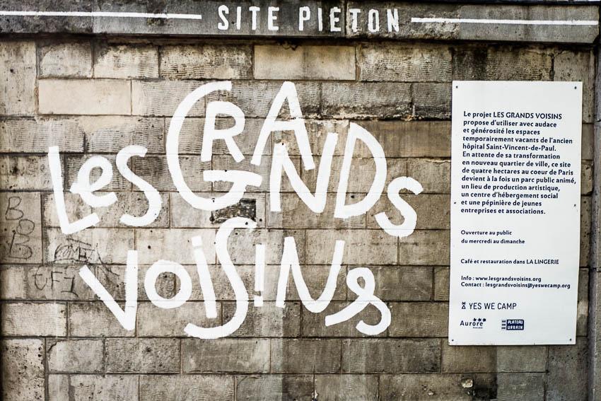 Grands Voisins Paris 14