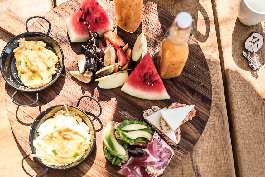 Breakfast @ la Granja