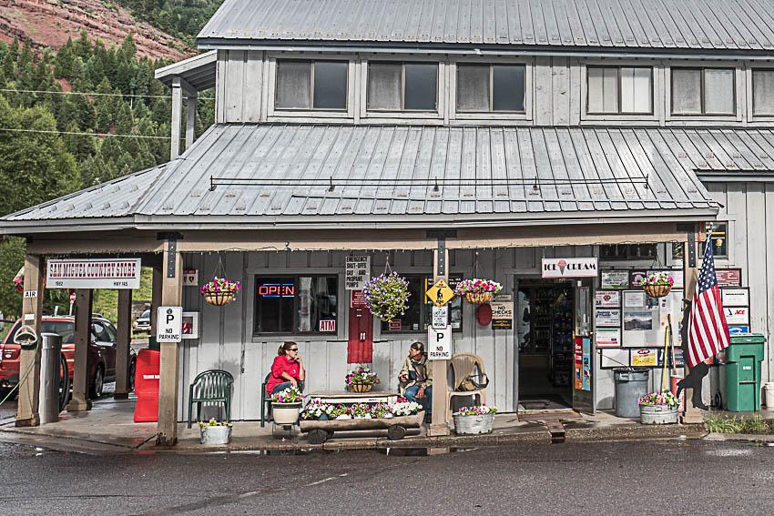 Station essence Telluride
