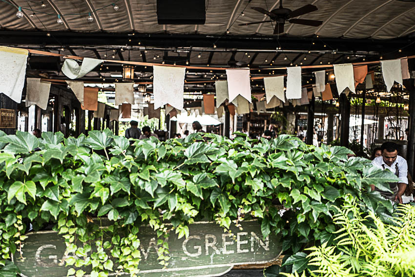 Galop Green, le rooftop le plus green de NYC