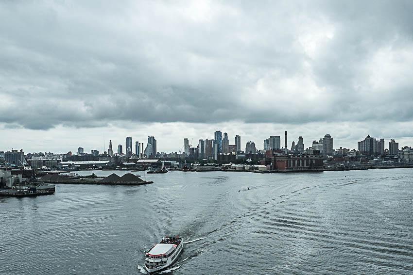 Hudson River, la rivière sans retour
