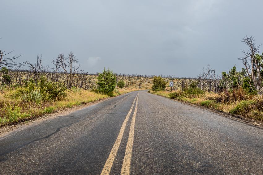 Sur la route du New Mexico !!!!